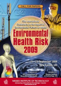 Environmental Health Risk 2009