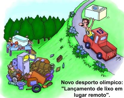 Redução de resíduos... ou resíduos escondidos?