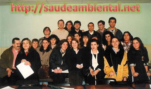 Saúde Ambiental na ESTeSL (Finalistas 95/96)