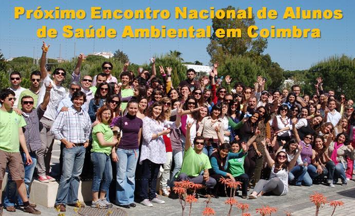 I Encontro Nacional de Saúde Ambiental: fotografia dos participantes.