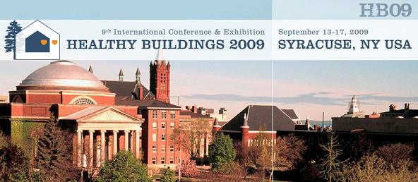 Healthy Buildings 2009