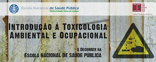 Introdução à Toxicologia Ambiental e Ocupacional
