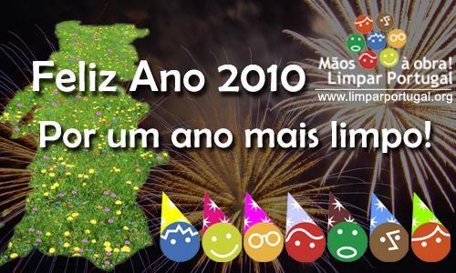 Em 2010 vamos Limpar Portugal