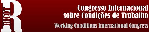 Congresso Internacional sobre Condições de Trabalho (CICOT 2013)
