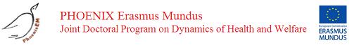PHOENIX Erasmus Mundus Joint Doctoral Program on Dynamics of Health and Welfare