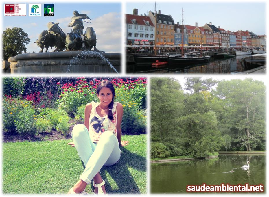 Ana Gouveia, uma aventureira na Dinamarca