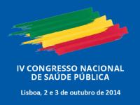 IV Congresso Nacional de Saúde Pública