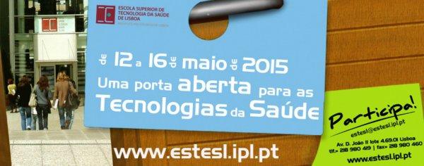 Porta Aberta para as Ciências e Tecnologias da Saúde (2015)