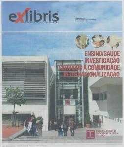 ESTeSL é capa da ExLibris