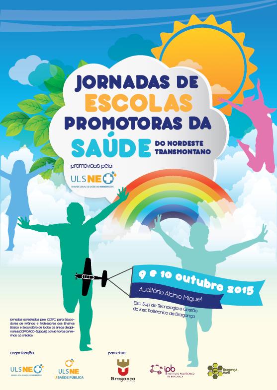Jornadas das Escolas Promotoras da Saúde do Nordeste Transmontano