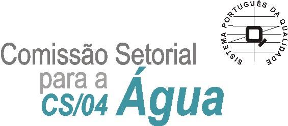 Comissão Setorial para a Água (CS/04)